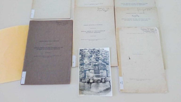Inventory, Cataloguing and Housing the Peter D. Harrison Collection Library